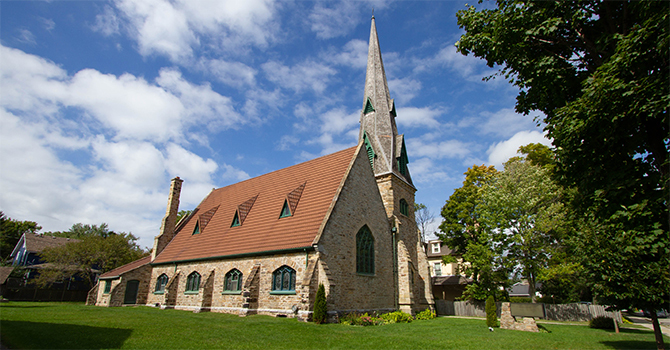 Christ Church, Gananoque