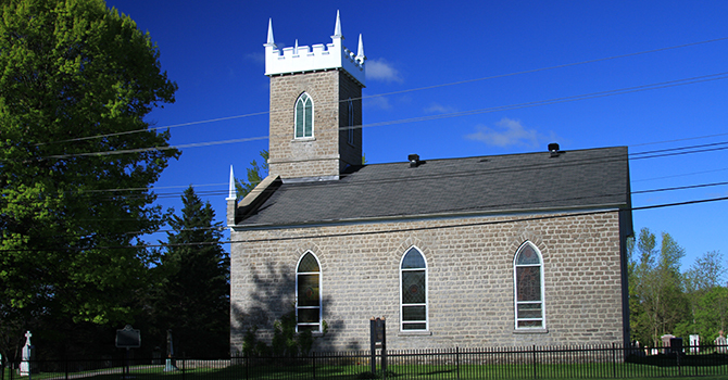 St. James, Maitland