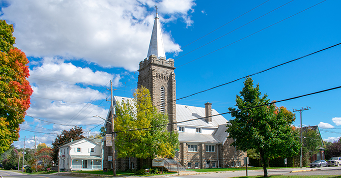 Holy Trinity, Merrickville