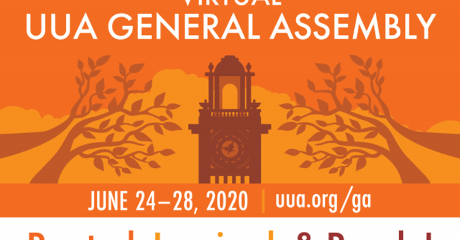 UUA Virtual General Assembly image