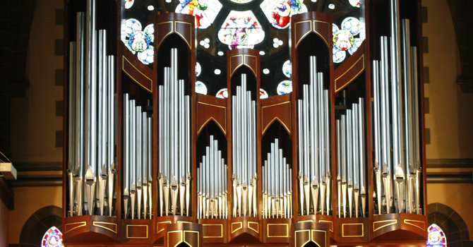 Special Music Tour: The Fabulous Organ Tour