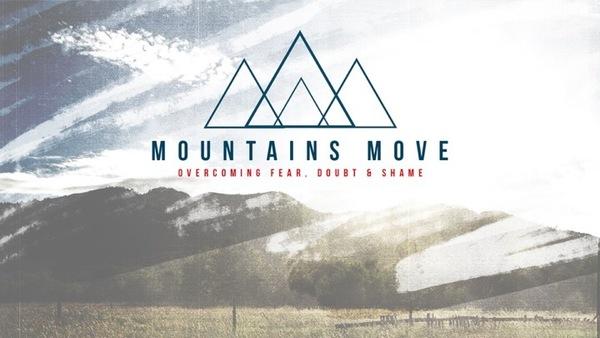 Mountains Move