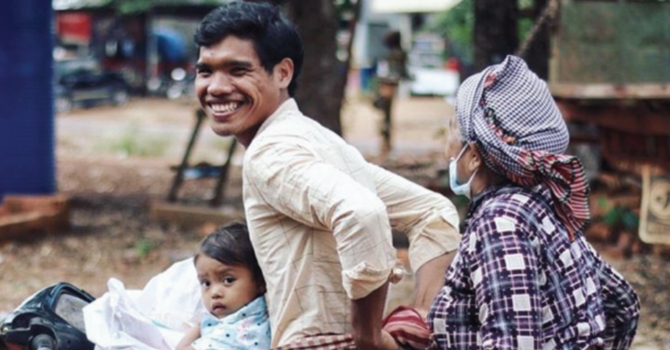 Stories of Change in Cambodia