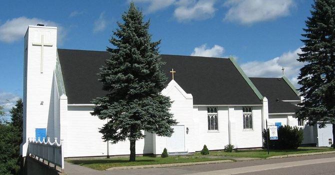 Former All Saints, East Saint John