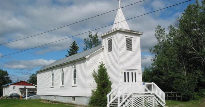 Former St Peter, Boiestown