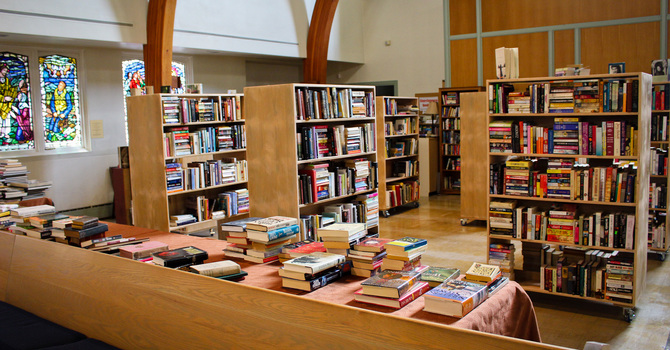 Churchmouse Books
