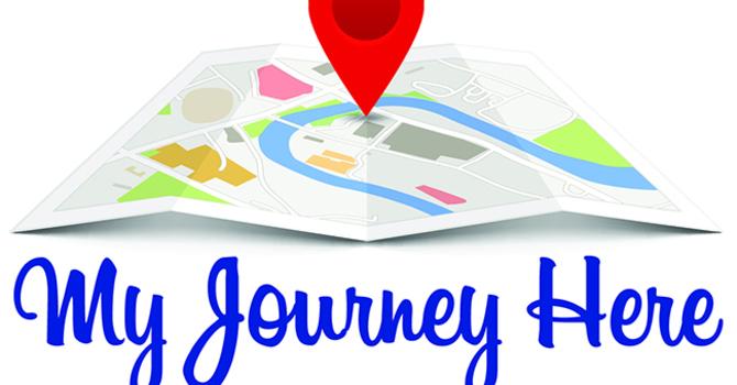 My Journey Here image