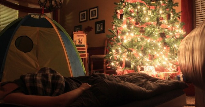 Give the Gift of Camp for Christmas image
