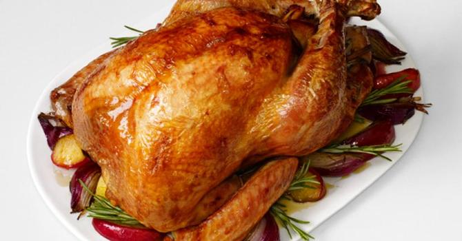 A fundraiser you will gobble up! image