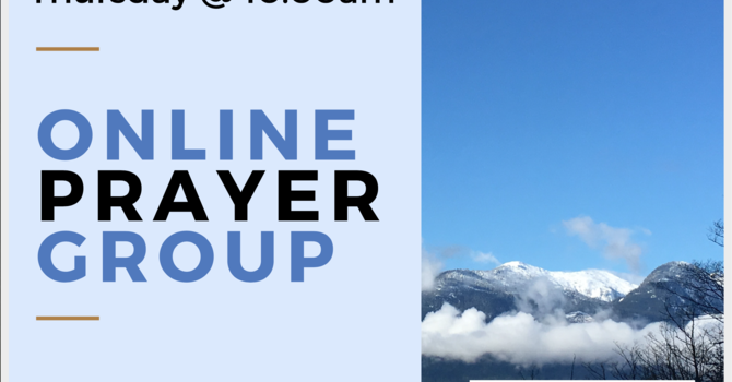 Online Prayer Group