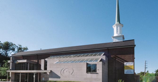 Returning to Church image
