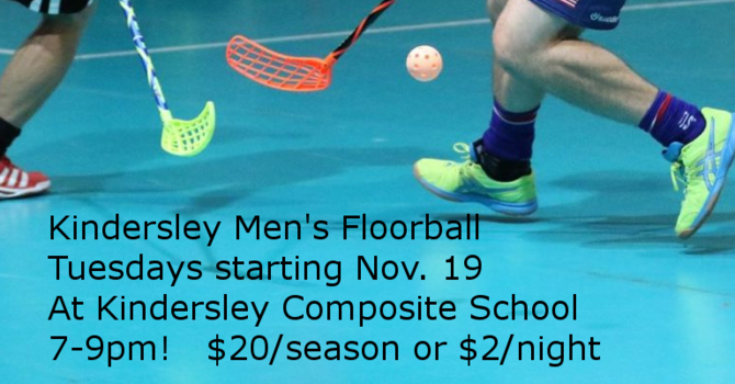 Men's Floorball