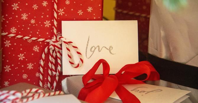 """""""Gifts of Christmas"""" Program image"""
