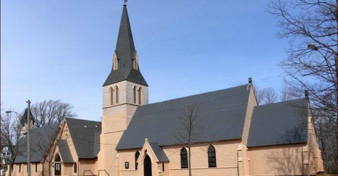 St Paul, Sackville