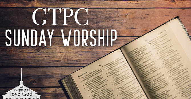 Worship - Live on Campus or Broadcast by 6pm