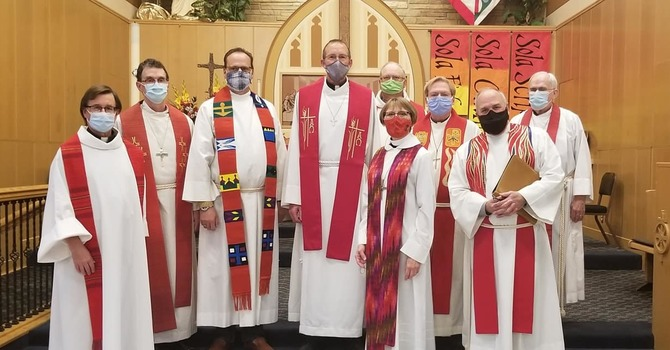 Congratulations Rev. Jim McColley! image