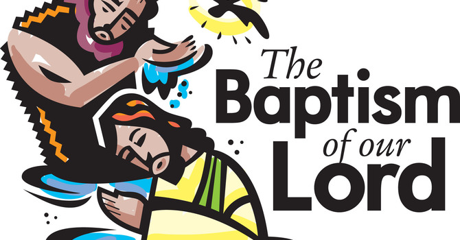Sermon: Baptism of the Lord image
