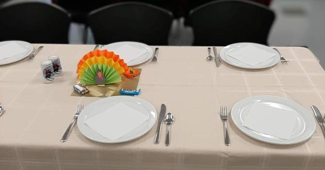 All Ready for Fall Dinner image