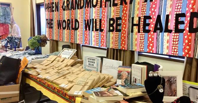 UCW Harvest Tea and Grandmothers to Grandmothers Sale image