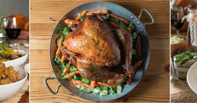 One week left to order your Holiday Turkey To-Go! image