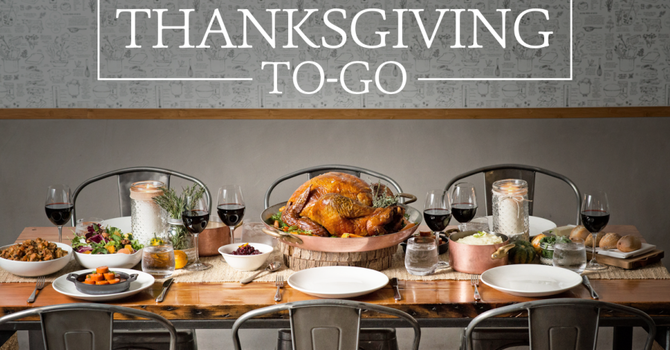 Thanksgiving To Go image