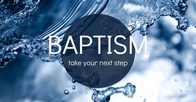 Baptism & Membership  image