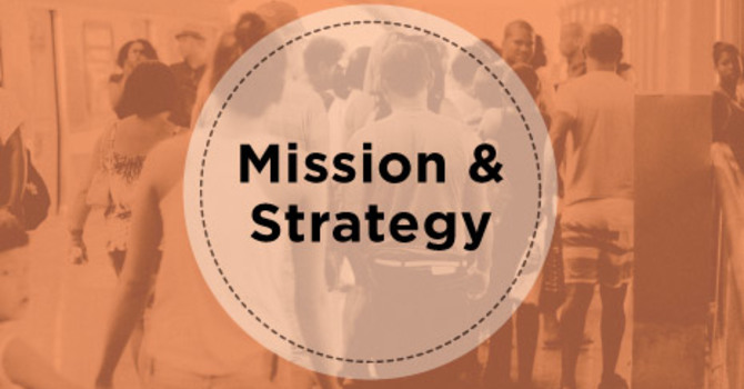 Our Mission & Strategy