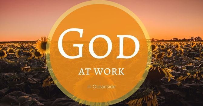 God at work with Judy (Mental Health Worker)
