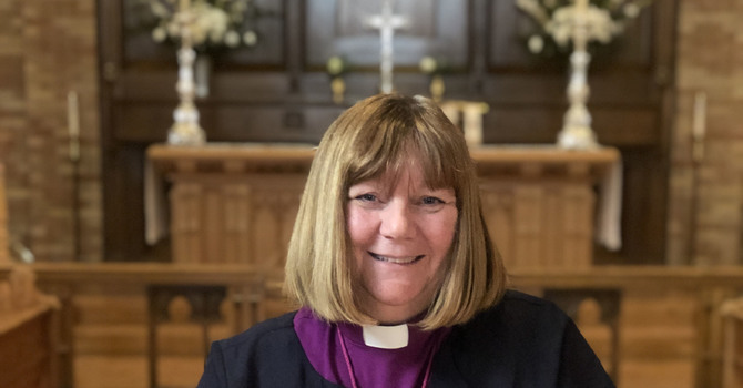 Bishop Jane Announces Resignation