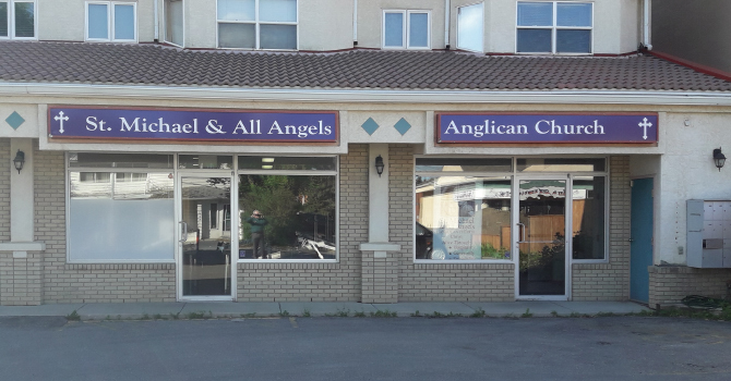 St. Michael & All Angels