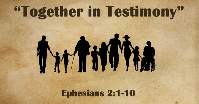 Together in Testimony