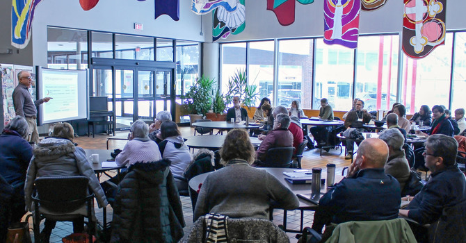Diocese Hosts Parish Finances Training Day image