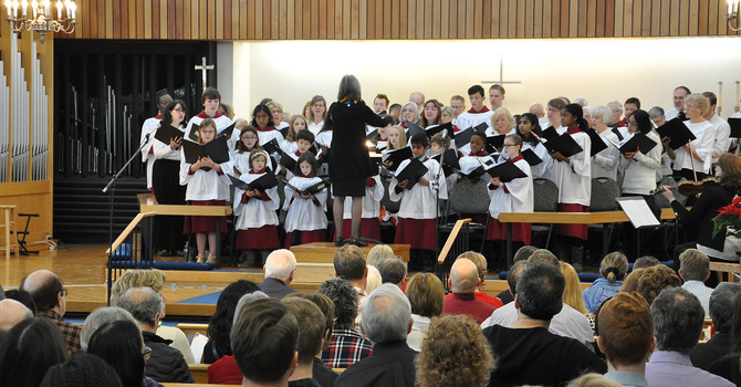 Lessons and Carols at SJE Church image
