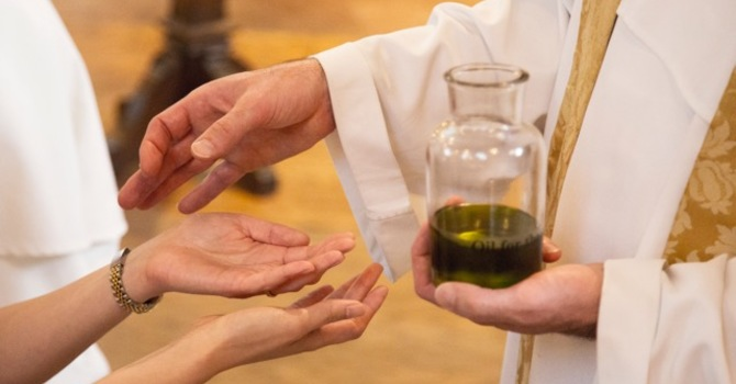 Anointing of the Sick