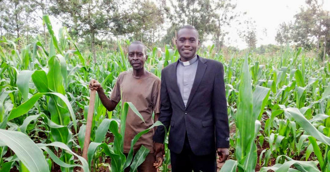 Crops of Beans, Maize and Rice Ready for Harvest in New Year