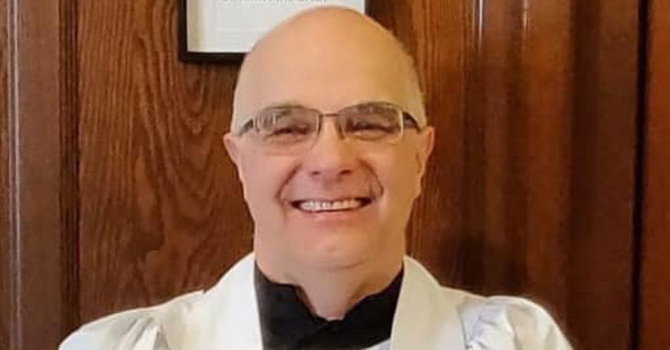 Canon David Greenwood Selected as Bishop-elect of Athabasca Diocese image
