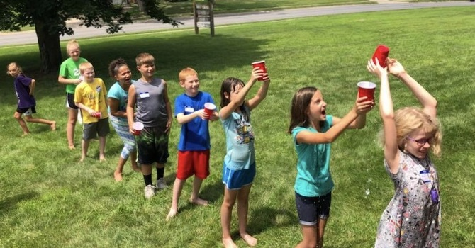 July Children's Ministry Update image
