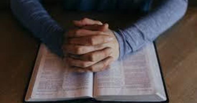 Rukousta ja Raamattua internetin kautta  image