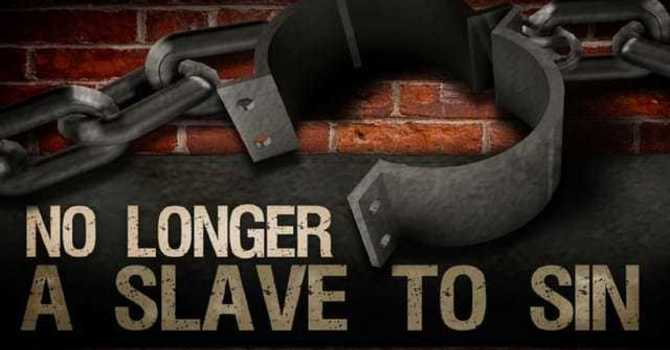 'SLAVES' TO THE ONE WE OBEY! image
