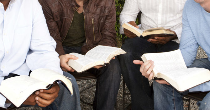 Men's Small Groups