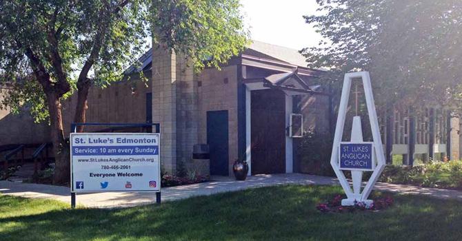 Ministry Opportunity: St. Luke's, Edmonton image