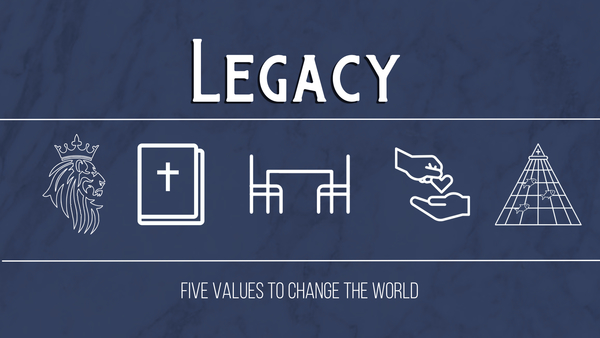 Legacy: Values