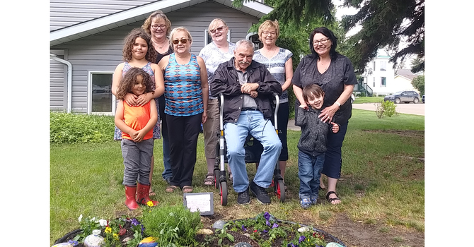 Heart Garden at Immanuel, Wetaskiwin