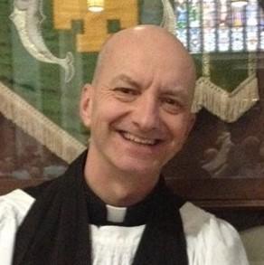 The Rev. Canon Chris VanBuskirk