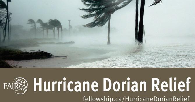 FAIR Hurricane Dorian Relief  image