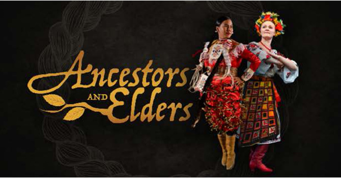 Ukrainian Shumka Dancers presents 'Ancestors and Elders' image