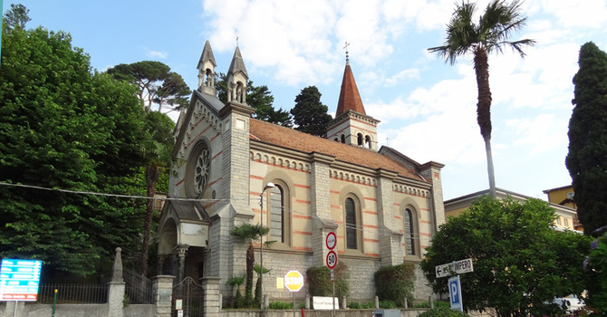 Historic Anglican Church Welcomes Visitors to Italy image