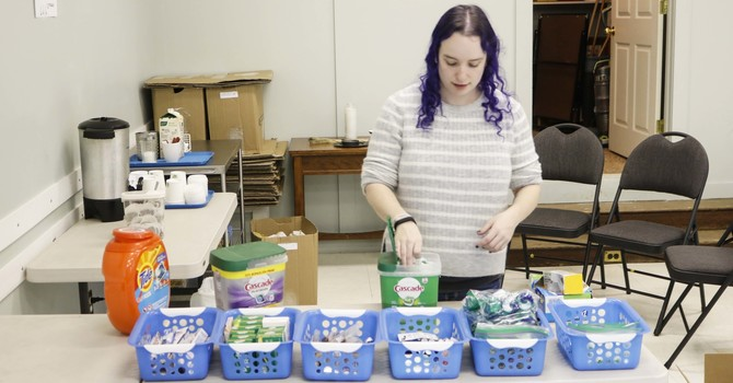 St. Mary's Food Bank  Outreach Featured on Our Edmonton image