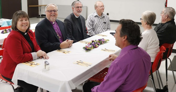 Anglicans and Lutherans Celebrate Shared Ministry in Edson image