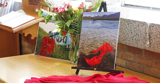 Red Dress Memorial Service
